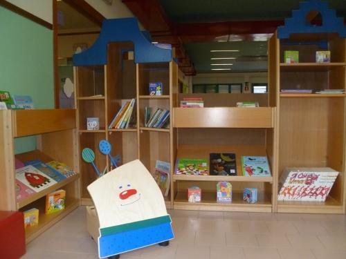 biblioteca ridotta